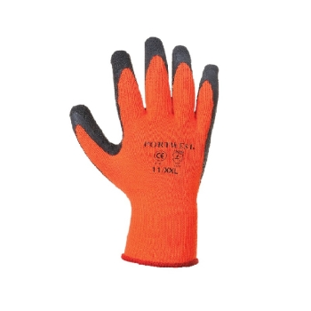 High Visibility Thermal Grip Glove