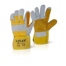 Double Palm Rigger Safety Glove