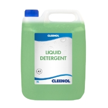 Detergent 5Ltr Green / washing up liquid consentrate