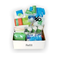 Work Medic Safety First Aid Kit (Refill)